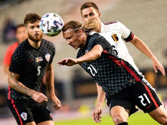 Croatia struggled against Belgium ahead of Euro 2020
