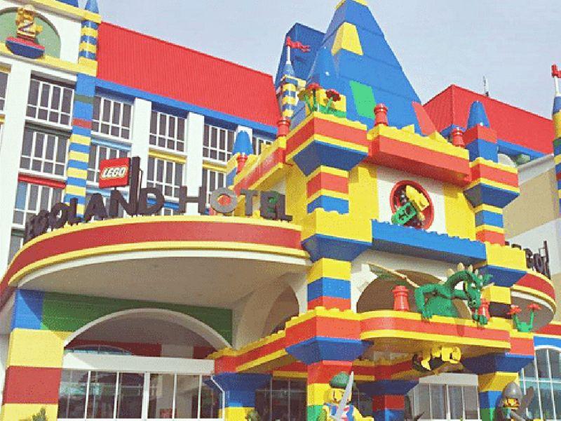 Legoland Hotel Dubai