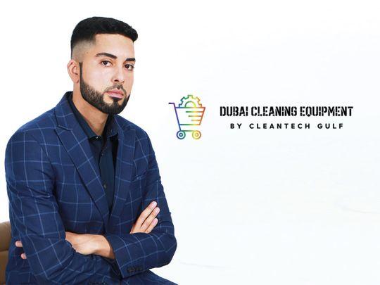 Maaz Rehman, Commercial Director of Cleantech Gulf