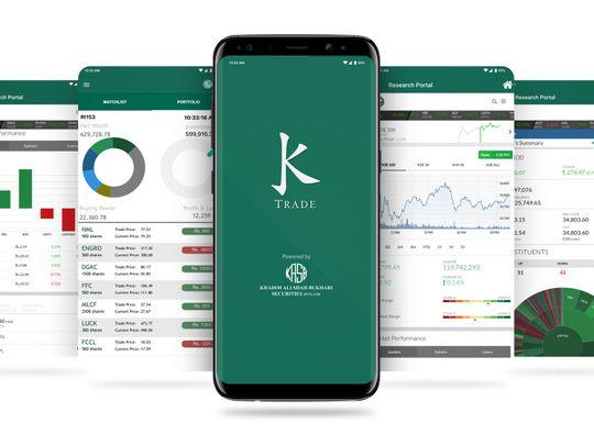 Stock KTrade App