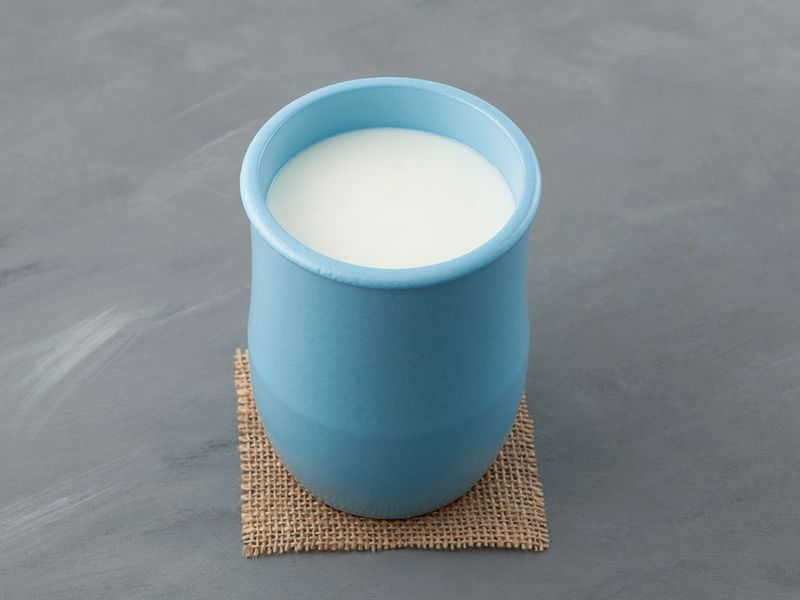 Ayran is a Turkish drink made of yoghurt