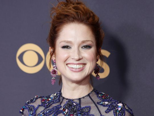 Ellie Kemperarrives at the 69th Primetime Emmy Awards at the Microsoft Theater in Los Angeles on Sunday, Sept. 17, 2017. (Kirk McKoy/Los Angeles Times/TNS)