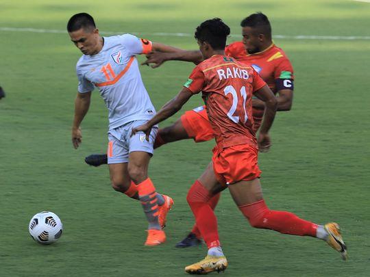 Football - Chhetri