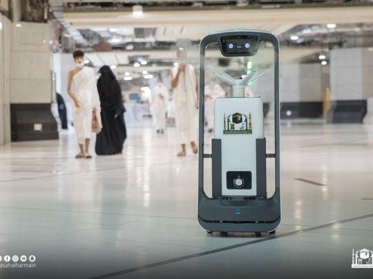 Mecca robot