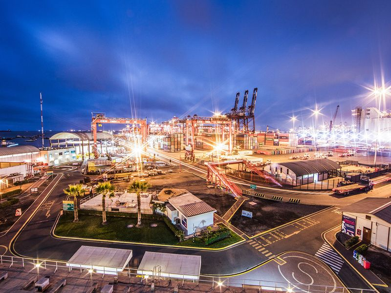 Dubai's DP World sees 17% gain in Q2-2021 container volumes driven by Jebel Ali and India terminals