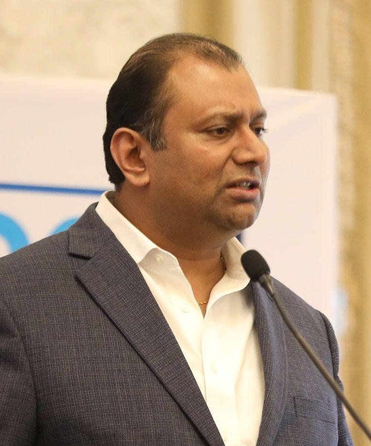 Stock Mike Bhaskaran