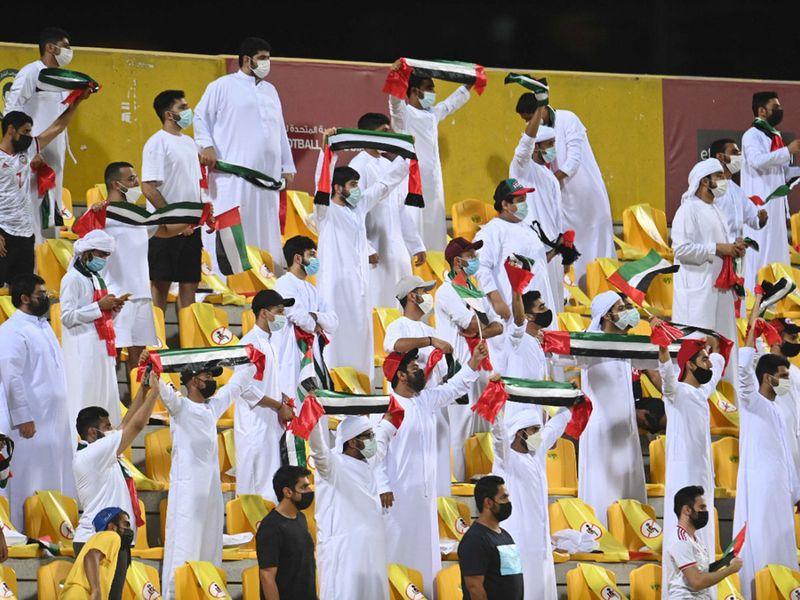 UAE defeated Thailand 3-1 in Dubai