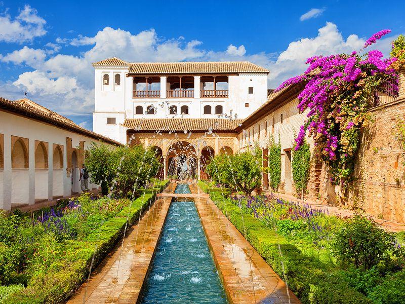 generalife palace spain