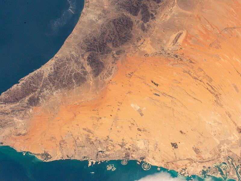 DUBAI FROM SPACE NASA-1623241361182