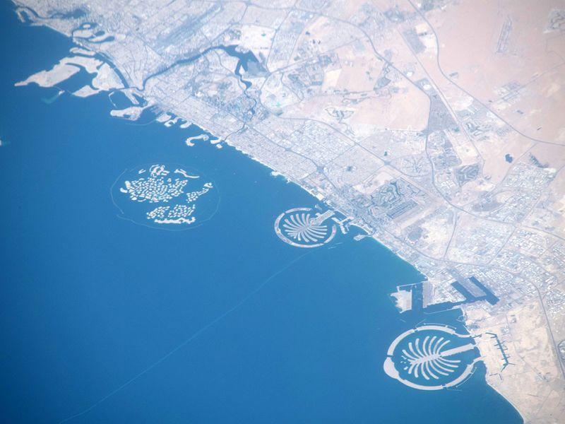 DUBAI FROM SPACE NASA 2-1623241363159
