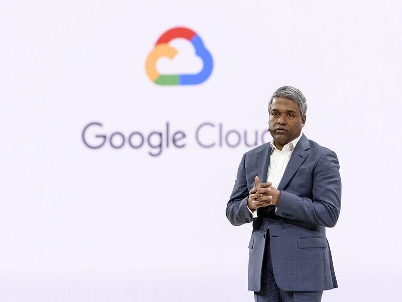 Thomas Kurian Google cloud-1623231604149