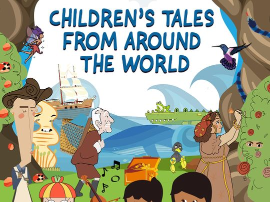 expo 2020 story book