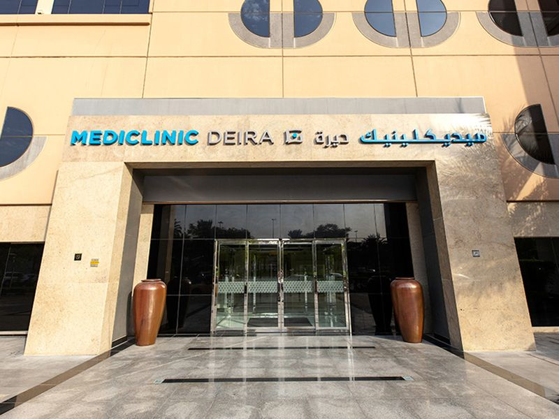 Access cutting-edge healthcare at Mediclinic Deira