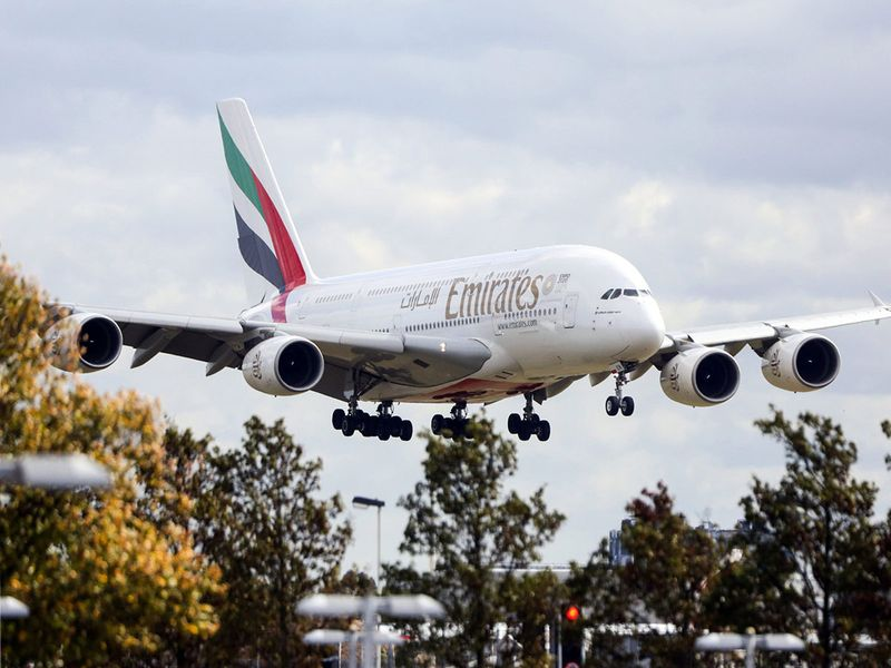 Emirates to resume flights from India to Dubai from June 23