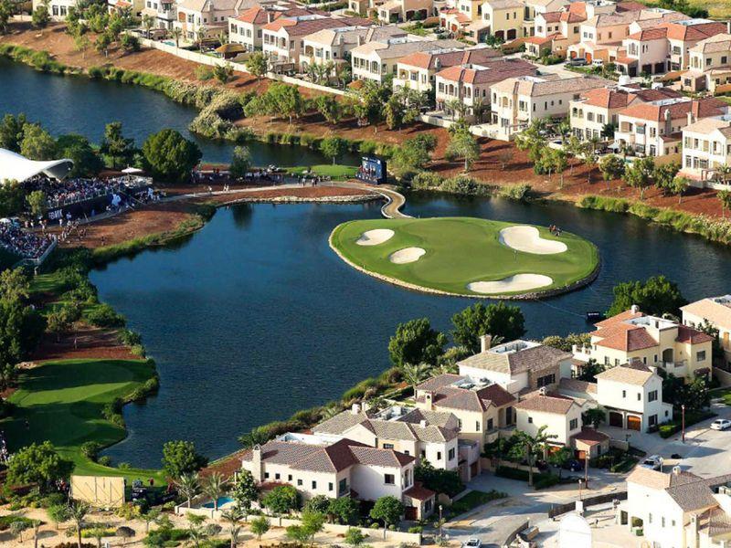 Jumeirah Golf Estates, Dubai