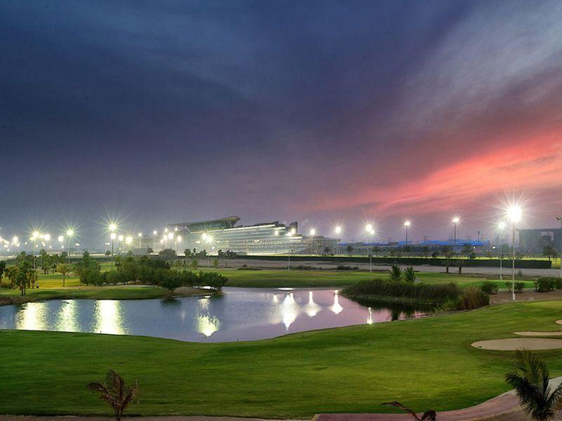 The Track, Meydan, Dubai