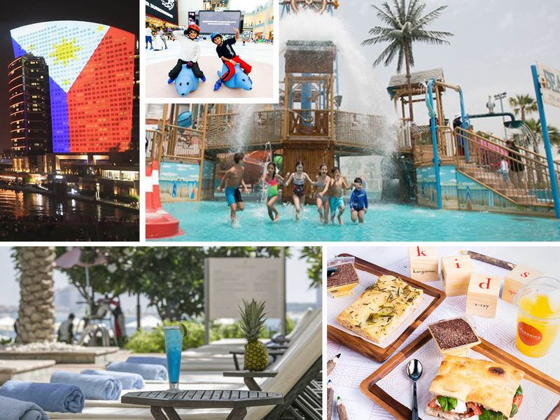 Things to do this weekend with kids in Dubai