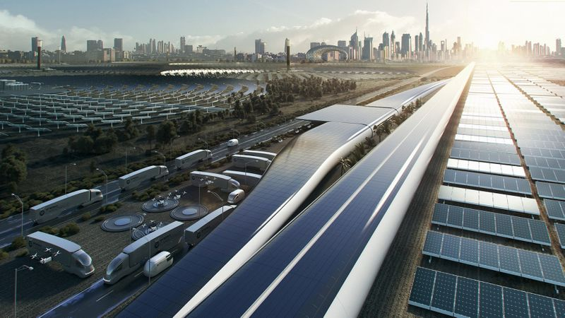 Virgin Hyperloop signed a Memorandum of Understanding (MoU) with the UAE's Mohamed bin Zayed University of Artificial Intelligence (MBZUAI), theworld'sfirst graduate-level, research-based AI university,