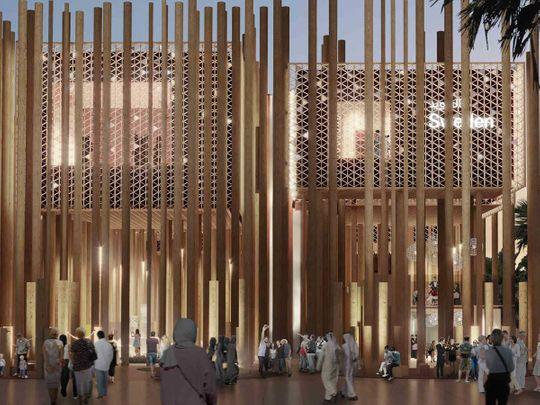 sweden pavilion expo 2020
