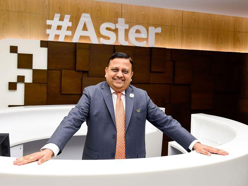 Bala N.S. of Aster Retail