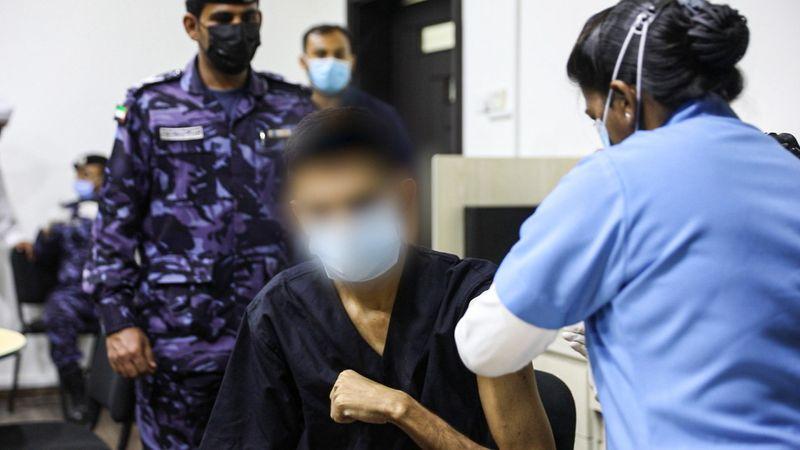 NAT Ras Al Khaimah Sharjah prisoners VACCINE54-1623391897383
