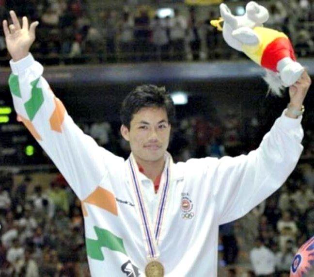 New Delhi, June 10 (ANI): File Photo of Master Chief Petty Officer (Retd), Gold medalist at the 1998 Bangkok Asian Games former boxer Dingko Singh passes away at age 42, on Thursday. (ANI Photo)