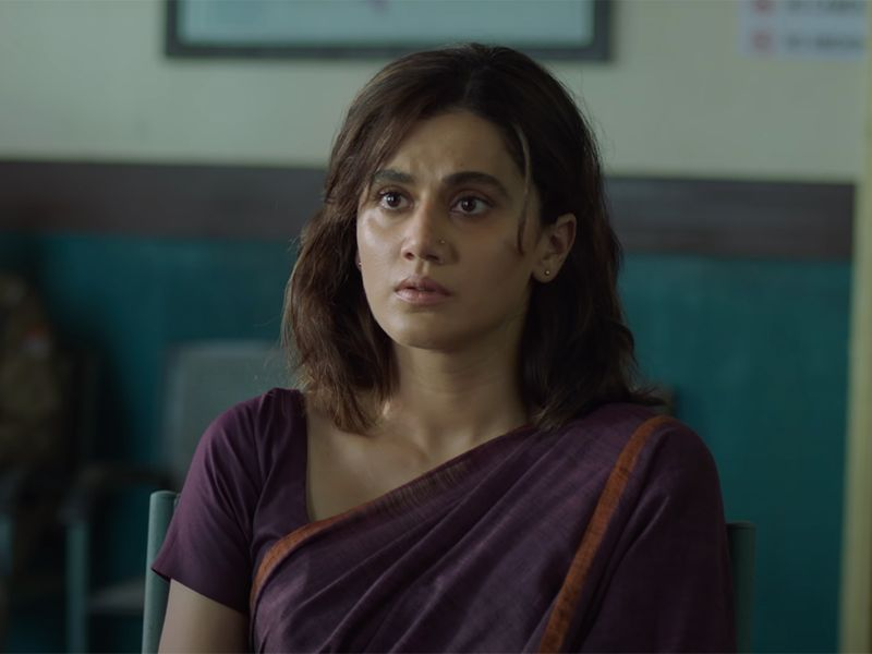 'Haseen Dillruba' trailer is out: Taapsee Pannu shines in murder mystery