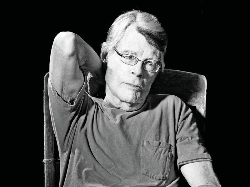 Why author Stephen King wanted to adapt 'Lisey's Story' himself