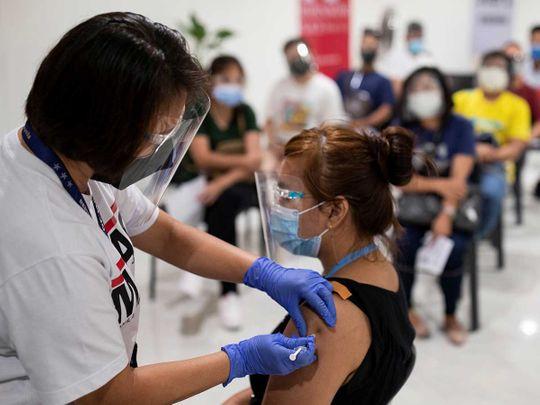 manila philippines vaccine covid sputnik
