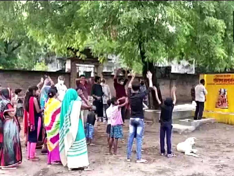 At new 'Corona Mata' temple in UP village, people flock to pray for relief from COVID-19