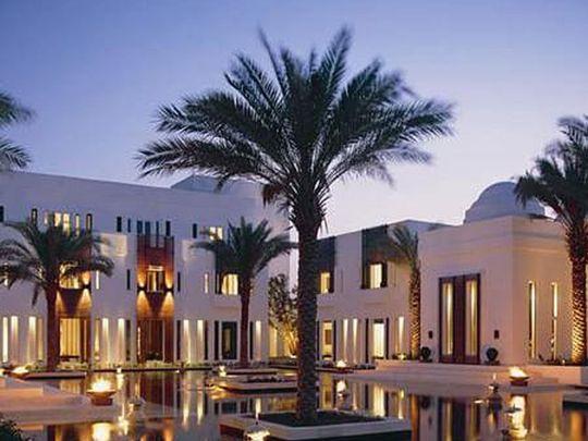 Chedi Hotel