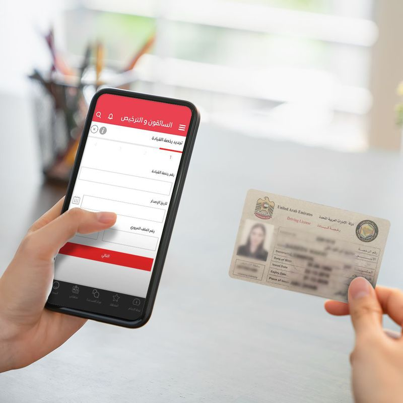 Dubai migrates driver licence services exclusively to digital channels