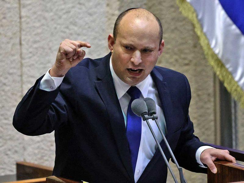 Naftali Bennett: Tech millionaire and Israel's new prime minister
