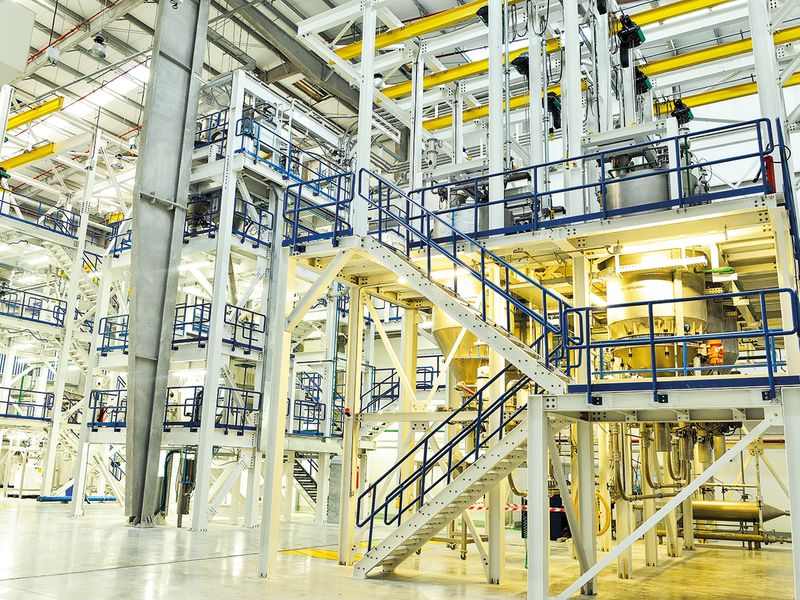 Songwon Polysys: Leaders in polyolefins manufacturing makes presence felt at Polymers Park