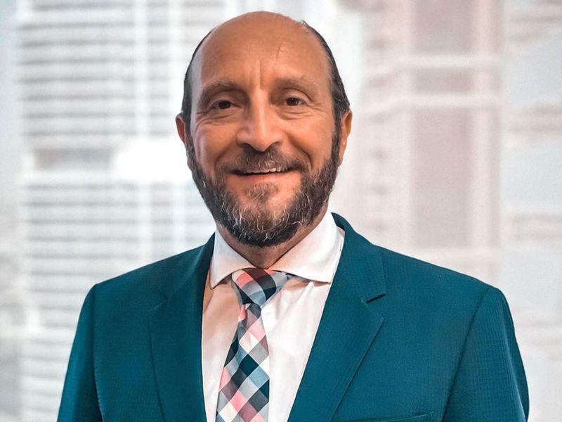 Stafford Global CEO, Refaat Kazoun