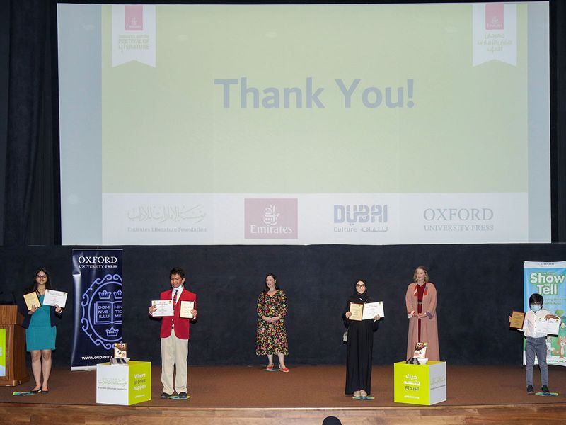Search begins for best young UAE story teller with creative writing contest