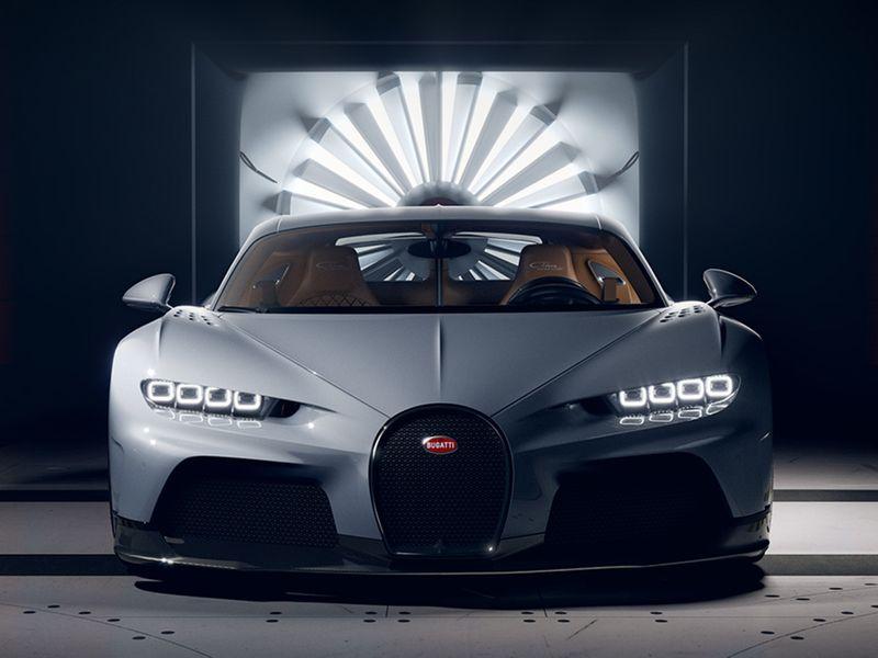 Dh14.25 million Bugatti Chiron Super Sport makes 1,578bhp