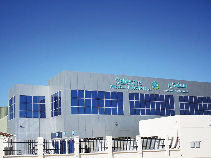 Safe Care meets the needs for medical consumables in UAE and beyond
