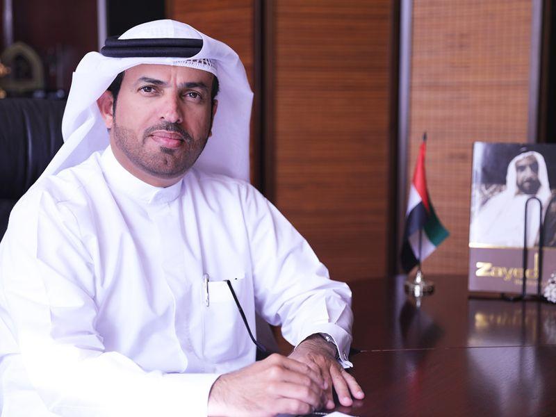 Ahmed Almuhairi - excutive director of the charitable sector-1623674456640