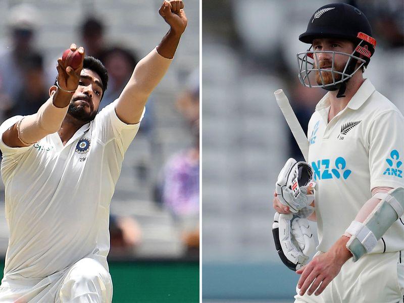 Cricket - Bumrah & Kane
