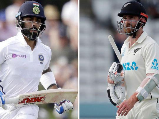 Cricket - Kohli & Williamson