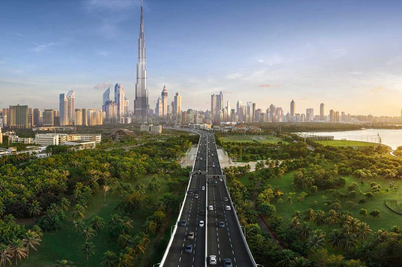 Dubai Masterplan 2040