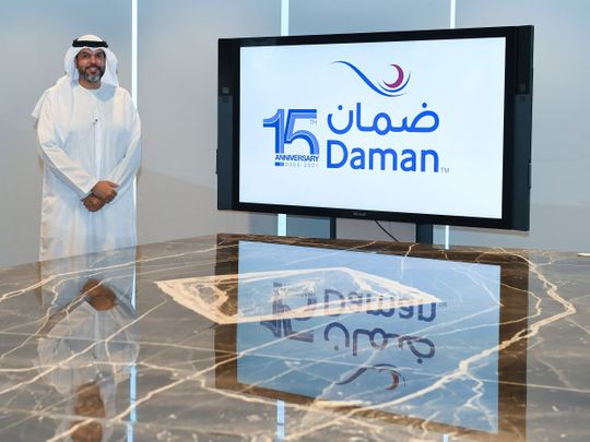 Hamad Abdullah Al Mehyas, Daman CEO
