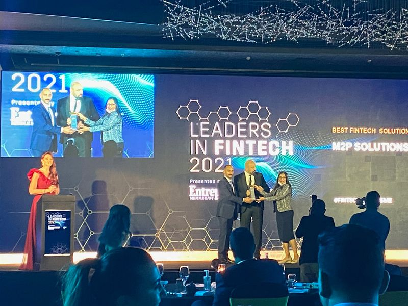 M2P's payments solution for LuLu Money wins top honor at the Leaders in Fintech Awards 2021