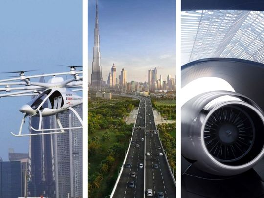UAE: Big projects in the next 50 years