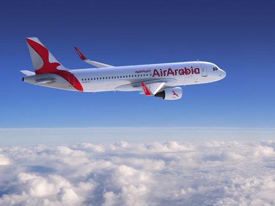 Stock Air Arabia