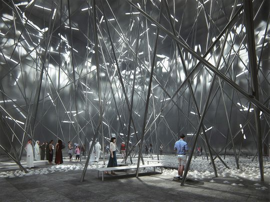 bahrain pavilion expo 2020