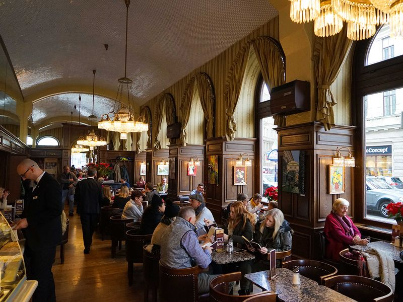viennese coffeehouse culture