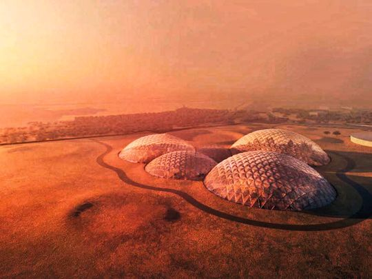 UAE's space journey: From desert dunes to Mars and beyond