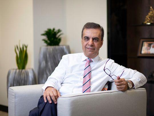 Adel Ali of Air Arabia